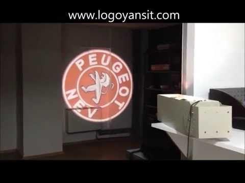 Logo Yansıt dış ortam peugeot Dönen Logo Uygulama Videosu - YouTube