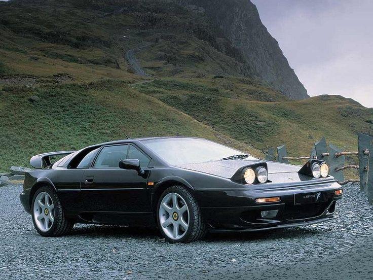 2000 Lotus Esprit V8 - My all time favourite Lotus