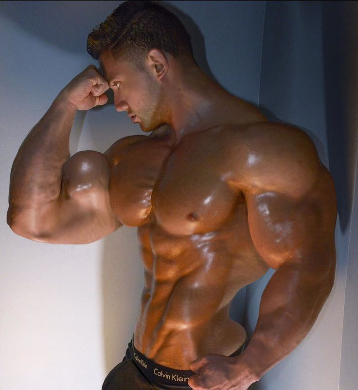 Skinny Muscle Cock