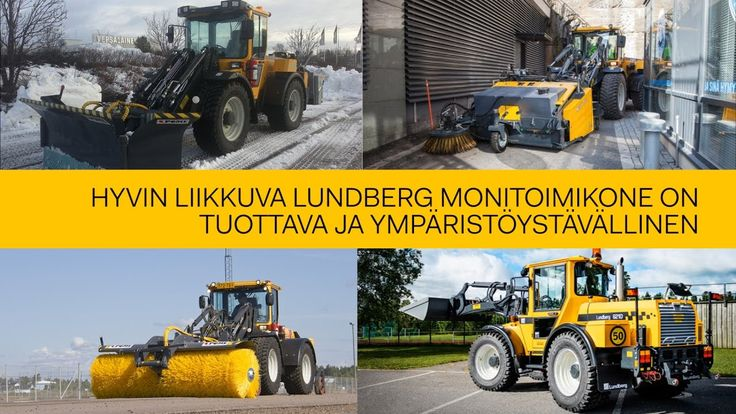 Lundberg-monitoimikone