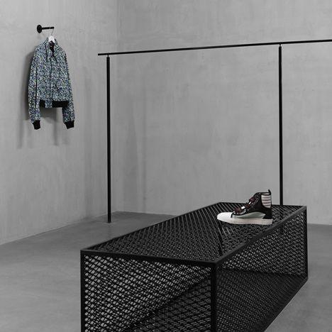 Mahani store by Studio Toogood