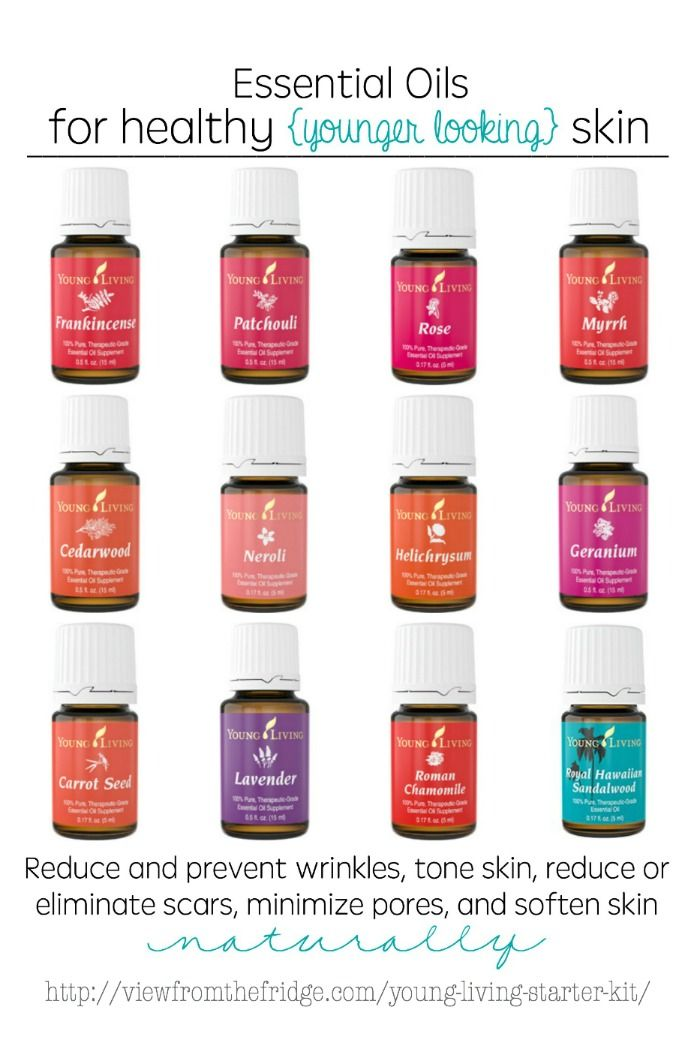 Reduce and prevent wrinkles   tighten and tone skin  and minimize scarring     ALL NATURALLY with some of these Essential Oils   So much better than Botox or a Face Lift