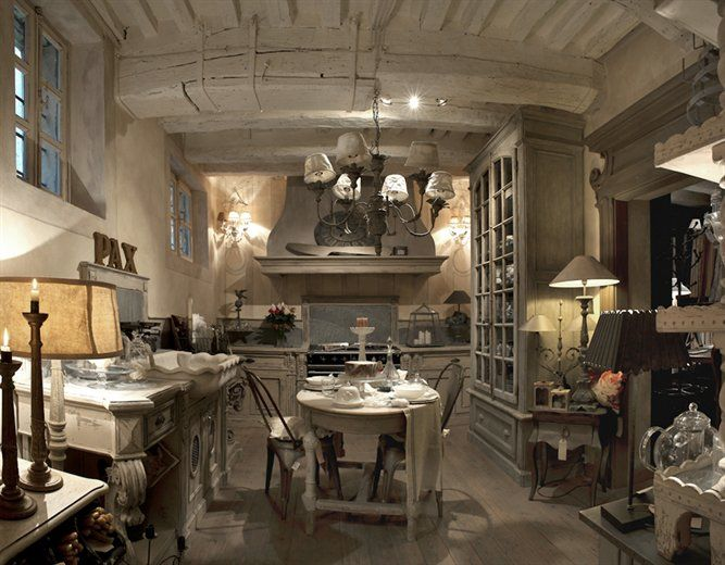 Immagine 015 Old World Kitchensfrench