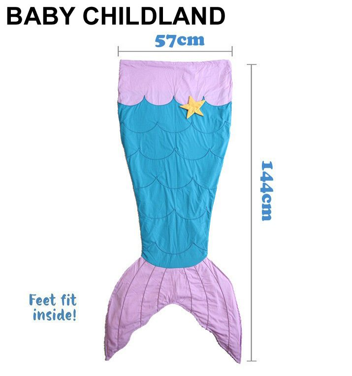 >> Click to Buy << 2016 mermaid blanket Embroidered kids Mermaid Tail Blanket Fleece Lining baby blankets christmas gift kids swaddle blanke #Affiliate