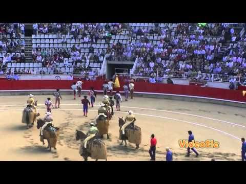 Good comprehensible video about COrridas de Toros