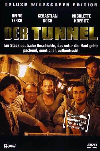 Der Tunnel (Tunel ku wolności) - film - Językowy Precel