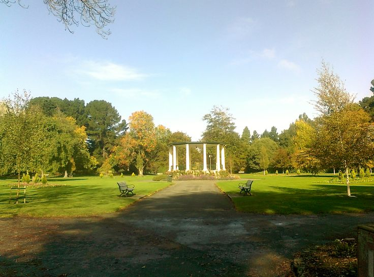 A focal point in the heart of Queens Park, the band rotunda is often a venue for music and theatrical events.