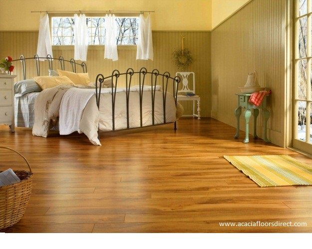 acacia hardwood flooring acacia flooring homebase this solid acacia wood flooring is ideal for