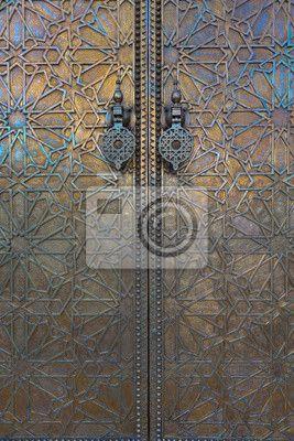 Sticker Grâce à Dar El Makhzen, Maroc