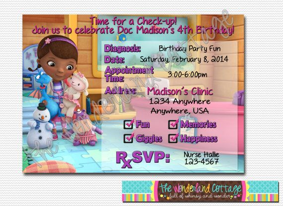 289 best doc mcstuffins birthday party images on pinterest doc mcstuffins invitations image search ask filmwisefo