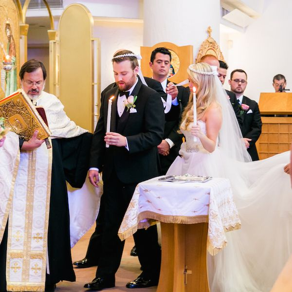 Overview Of A Greek Orthodox Wedding
