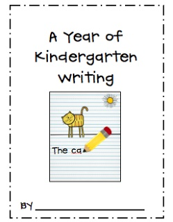 Learning With Mrs. Parker: Writing Over Time and a first grade writing