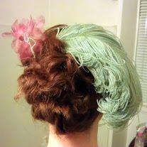 Step by step how to for regency hair for shorter length hair. For the slide show - here: http://maryrobinettekowal.com/?s=regency