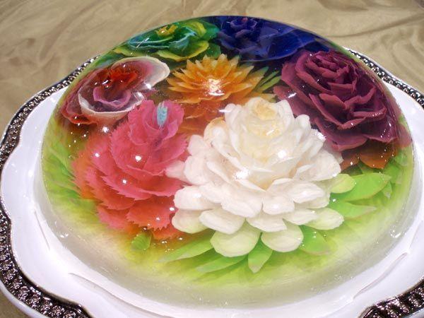 gelatina artistica