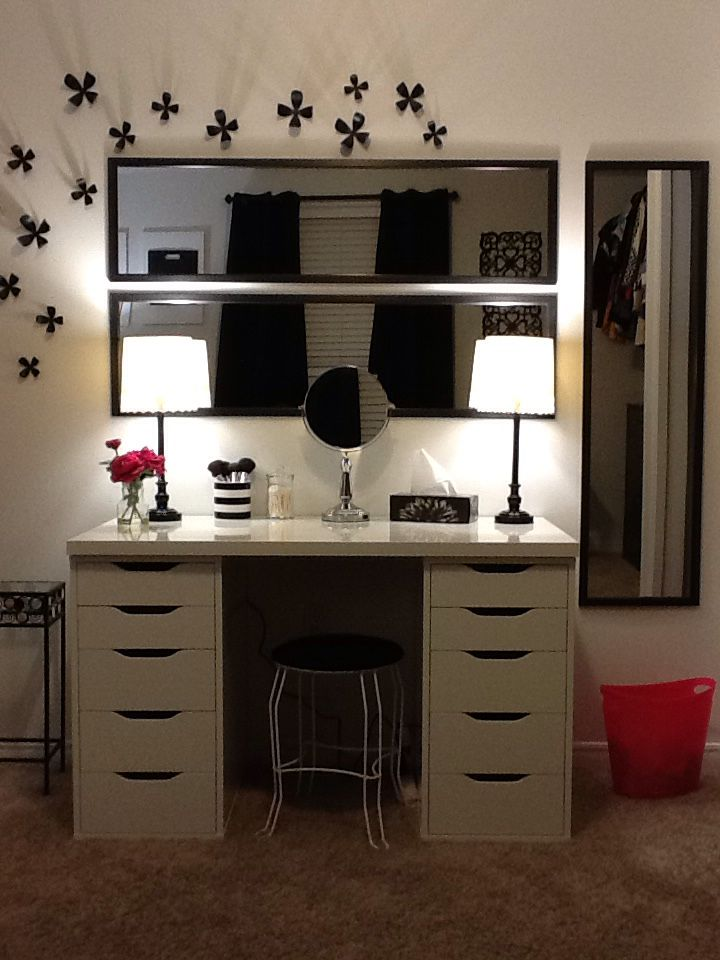 16 Best Makeup Station Ideas Images On Pinterest Bedroom