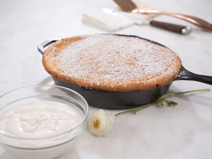 "Cast-Iron ""Fruit Cake"" recipe from Ayesha Curry via Food Network"
