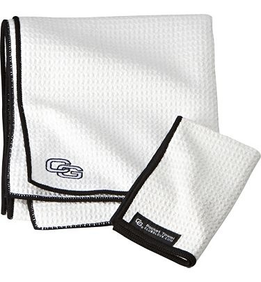 club glove caddy towel how to use