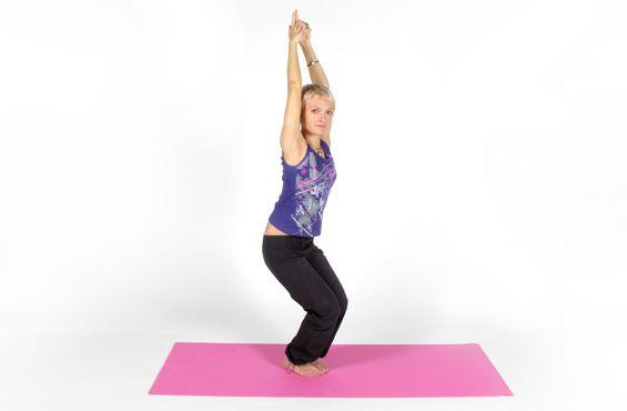 Коррекция осанки: плоская спина - йога для позвоночника, йога для спины :: Фотокомплексы :: JV.RU