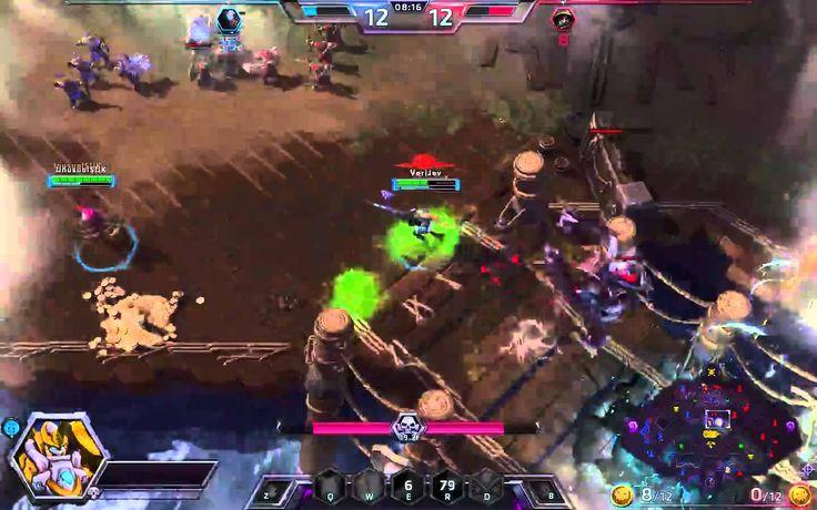 Heroes of the Storm - Tassadar Gameplay #4