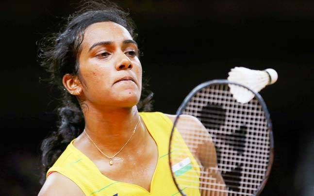Which player was appointed as Deputy Collector by AP government?  A. PV Sindhu B. Rajyawardhan Singh Rathor C. Saina Nehwal D.
