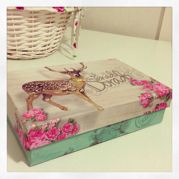 Deer box