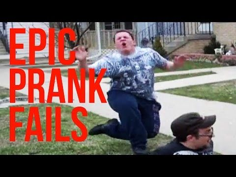 Epic Prank Fails  Failarmy : good pranks to pull on friends - http://funny-video.org/epic-prank-fails-failarmy-good-pranks-pull-friends/