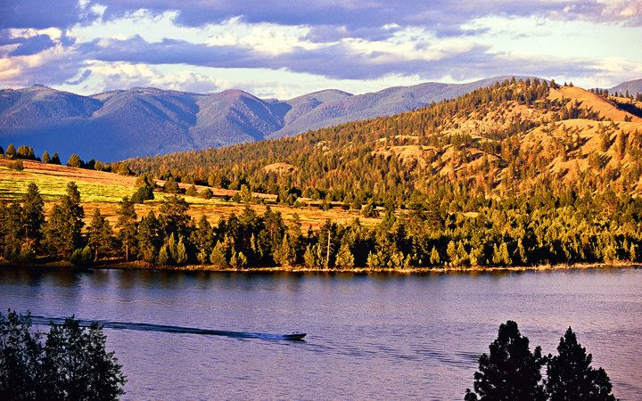 America's Best Lake Vacations: Flathead Lake