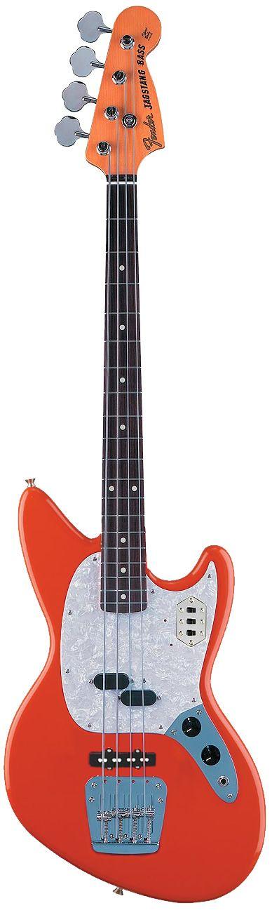 Fender introducing Jag-Stang Bass guitar