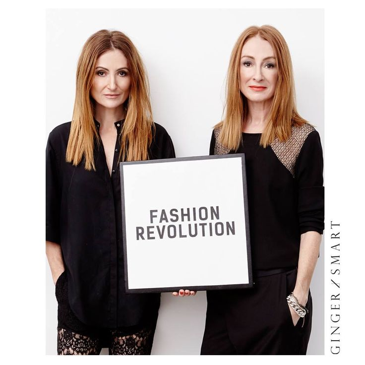 Fashion Revolution Day | GINGER & SMART