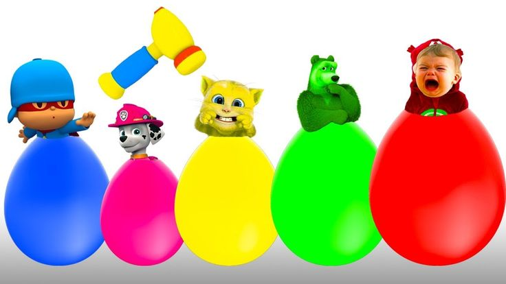 Learn Colors with Wooden Face Hammer Xylophone Pocoyo Paw Patrol Bad Baby Crying Giant Balloons Kid Learn Colors with Wooden Face Hammer Xylophone Pocoyo Paw Patrol Talking Tom Bad Baby Crying Giant Balloons Kid https://youtu.be/xMMOvSIQX8Y  Finger Family Song Lyrics : Daddy finger daddy finger where are you? Here I am here I am. How do you do? Mommy finger Mommy finger where are you? Here I am here I am. How do you do? Brother finger Brother finger where are you? Here I am here I am. How do…