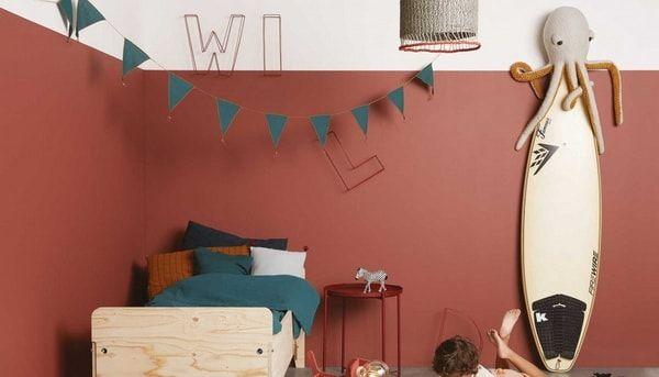 ▷ Color terracota en la decoración. Ideas para decorar en tonos tierra 2020. | Color terracota, Tendencias en decoracion, Habitaciones infantiles