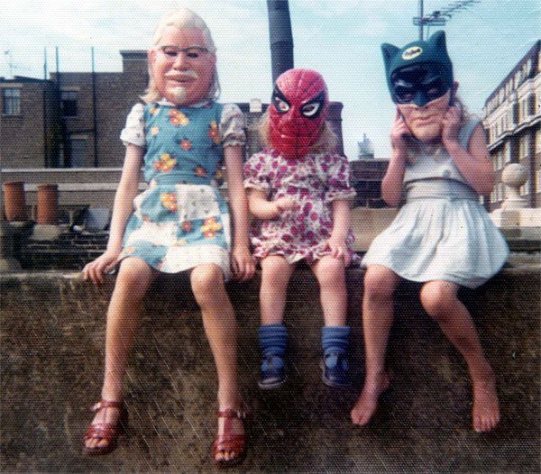 44 Creepy Vintage Halloween Costumes - Seriously, For Real?