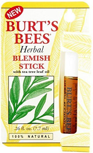 Burt's Bees Herbal Blemish Stick - White - 0.26 oz