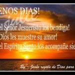 Buenos+días,+que+el+Señor+los+bendiga