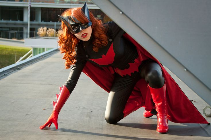 Batwoman - opportunity for red wig