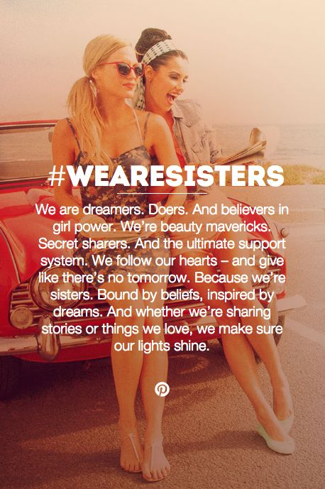 Mary Kay Inspiration #wearesisters #sistersaturday #ad                                                                                                                                                                                 More