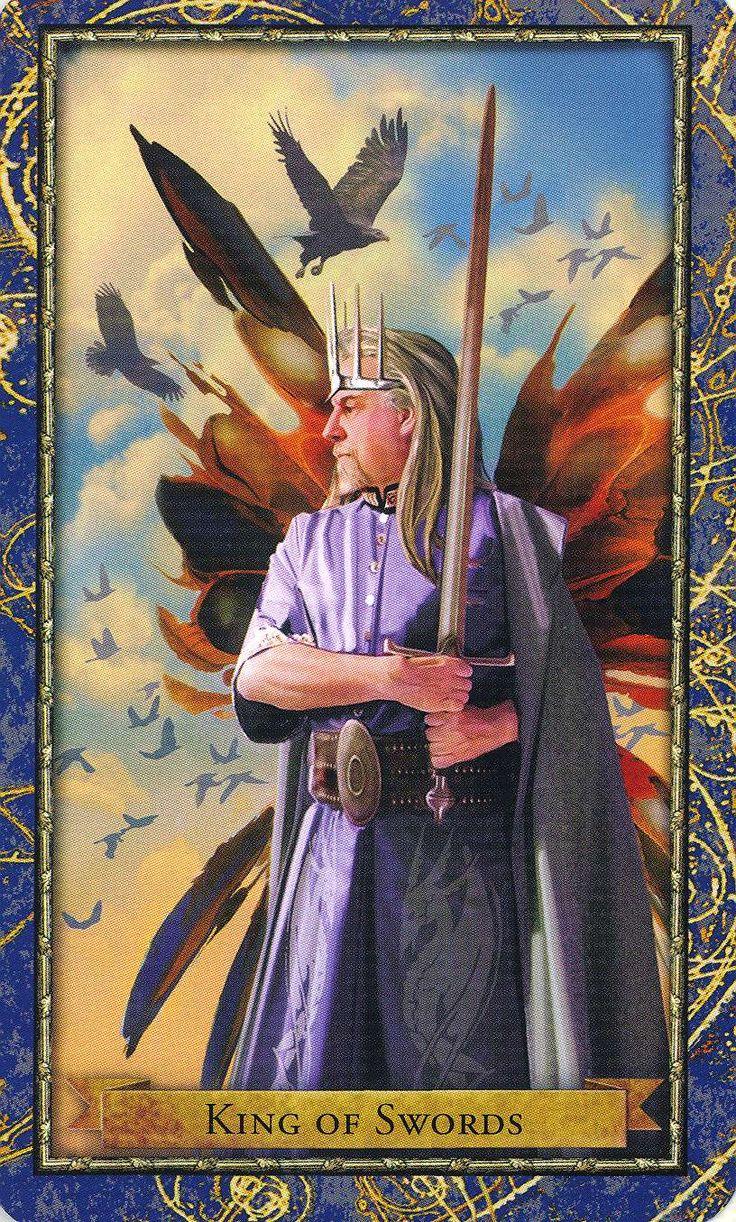 Tarot D The Didactic Tarot By Jeffrey M Donato: 548 Best Tarot Art - Swords Images On Pinterest