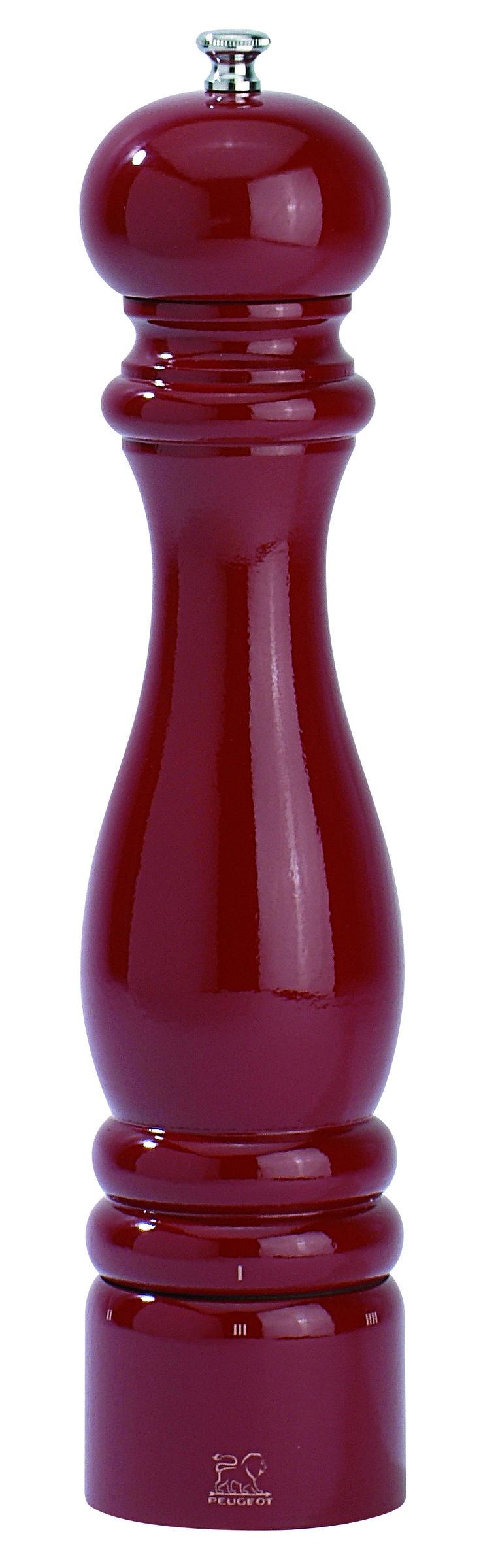 Peugeot Paris Salzmühle U Select rot lackiert 30,0cm | Salz-/Pfeffermühlen von Peugeot | Mühle und Streuer Salz/Pfeffer | Küchenhelfer | Alles für die Küche | WEITZ Shop