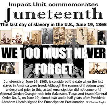 S6K - Real University - The Meaning of Juneteenth -- Freedom