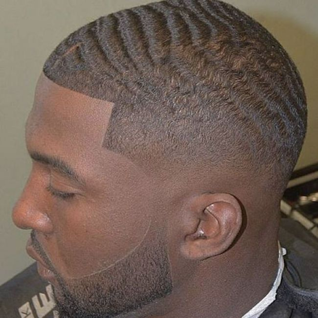 The Taper Fade Haircut Types Of Fades Men's Hairstyles And pertaining to The Most Amazing temp fade with waves Regarding Your own head