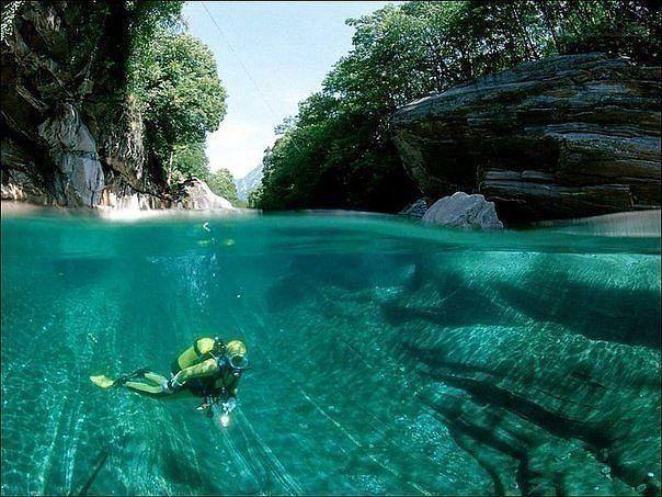 Реки Швейцарии – фото, список, описание - В Отпуск ру