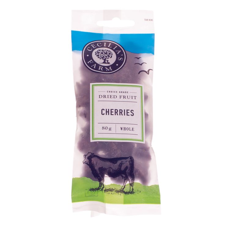 Delicious dried cherries! Shop online at www.ceciliasfarm.co.za/shop