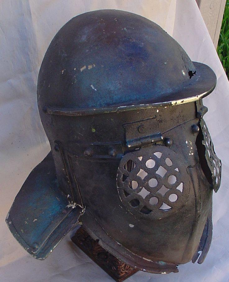 Gladiator Helmet from Canadian Museum