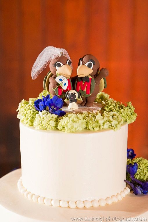 Maryland Terp Wedding Cake Toppers Wedding Pinterest