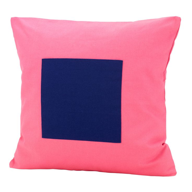 Viv&Lou Hot Pink Pillow Cover