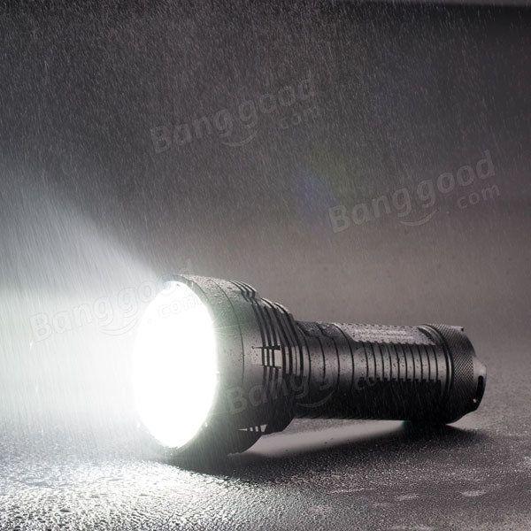 Nitecore TM16GT 4x Xp-l Hi V3 3600LM LED Flashlight To 1003M Sale - Banggood.com