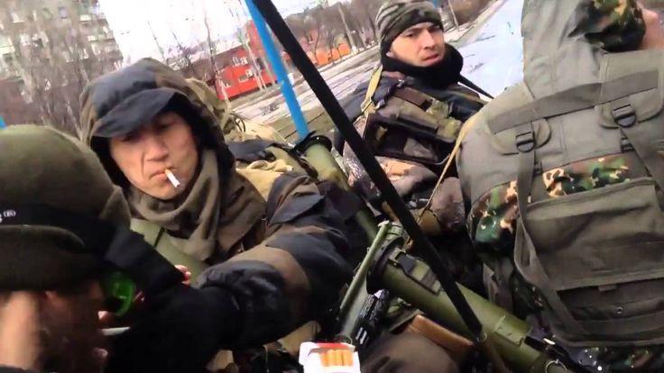 02 2015 Горловка, «Привет, Чита! Привет, Улан-удэ! Привет, Ясногорск!»