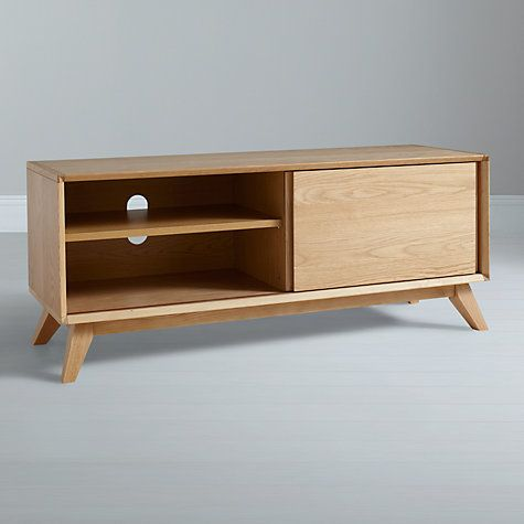 """Buy House by John Lewis Stride Entertainment Unit for up to 47"""" TVs Online at johnlewis.com"""