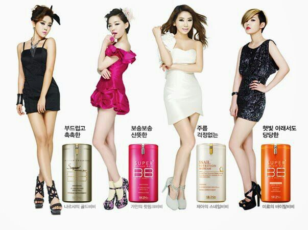 Which is your fav bb cream ? Get skin79 bb from ufera.com