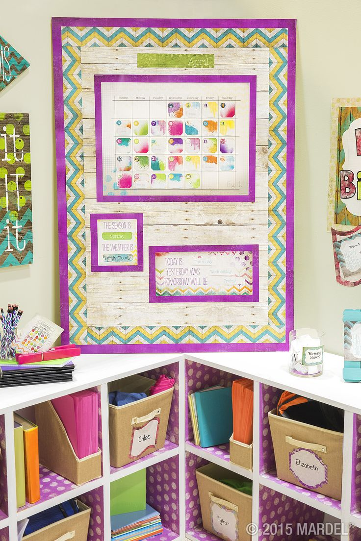 Modern Classroom Decor : Best images about retro chic classroom collection